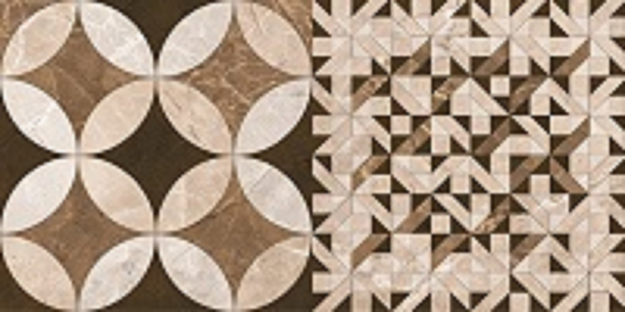 DOPIO - Decor (Metric ) B brown - 25x50.jpg