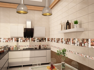 Ricamo Kitchen - 20*60