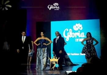 Gloria Ceramic Sponsors Miss Eco Universe 2016