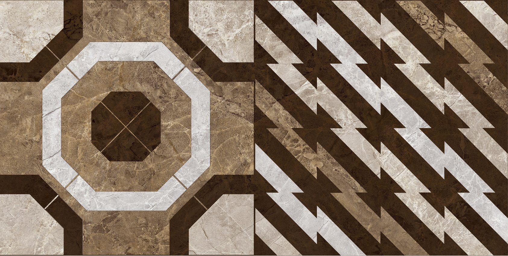 DOPIO - Decor (Metric ) A brown - 25x50.jpg